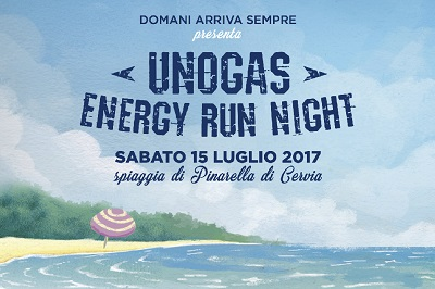 Unogas Energy Run Night