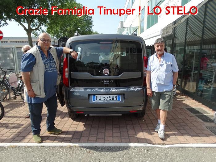 Nuovo Arrivo Nel Parco Mezzi De Lo Stelo – Grazie Famiglia Tinuper!