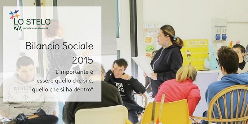 Bilancio Sociale - Cap. 2