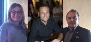 Michela Lucchi, Cesare Zavatta, Gianni Grandu
