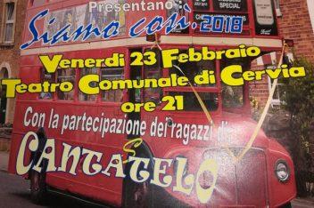 """Il Grande Ritorno Dei CANTASTELO Con """"Siamo Così. 2018"""""""