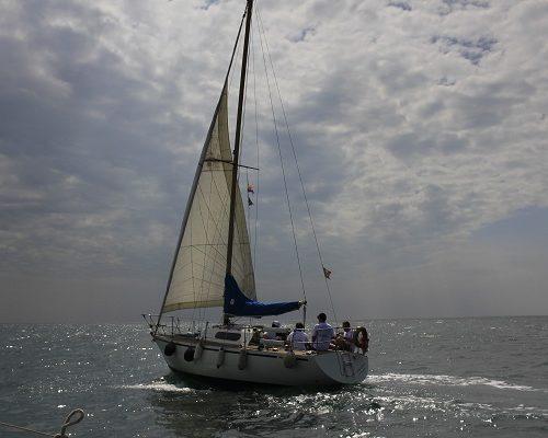 La Barca Prende Il Largo